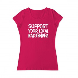 Support your bartender